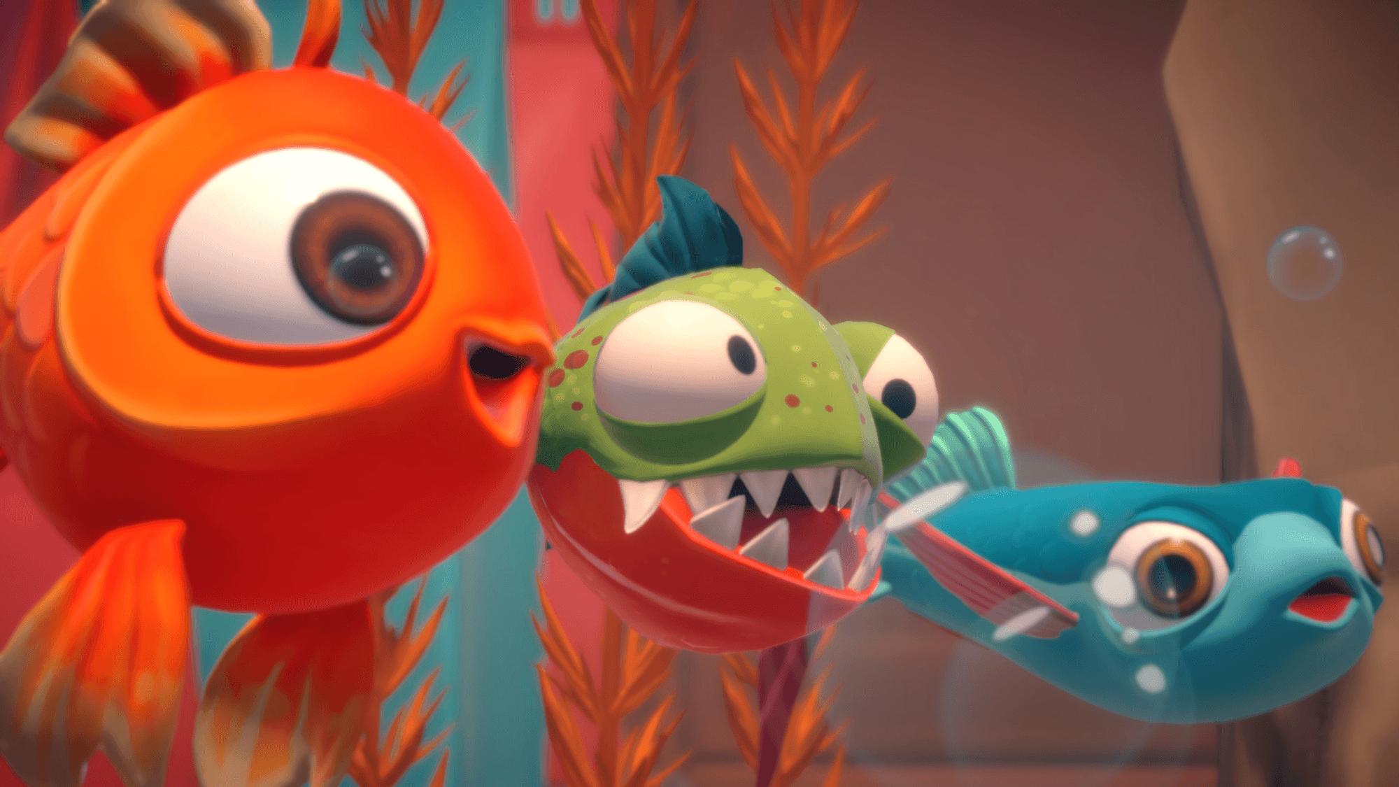 The I Am Fish thumbnail image